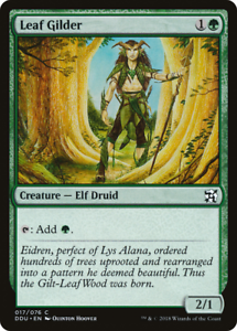 Elves vs Inventors U M//NM English x4 Filigree Familiar MTG Duel Decks