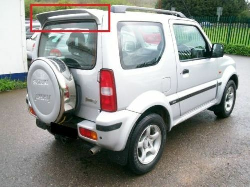 Suzuki JIMNY Rear Roof Spoiler | eBay