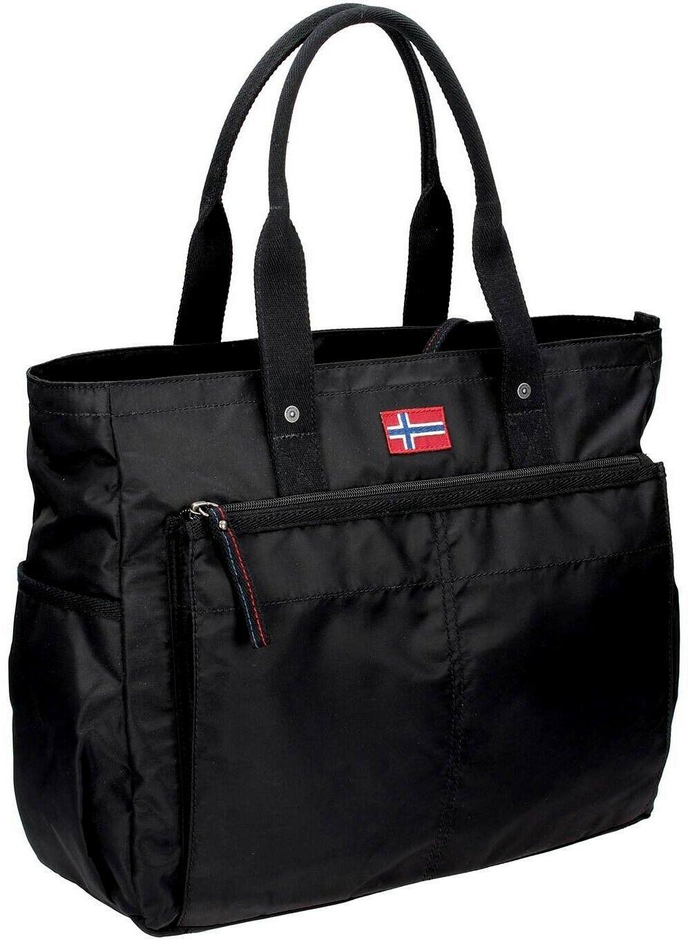Borsa Mare Shopping Napapijri Donna Bag Woman Summer N8O01 Fancy E//W Tote