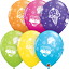 6-x-11-034-Printed-Qualatex-Latex-Balloons-Assorted-Colours-Children-Birthday-Party thumbnail 59