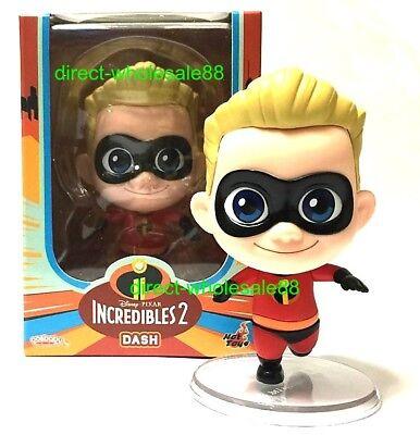 Genuine Hot Toys Incredibles 2 bobblehead Cosbaby toy figure pixar mr.incredible