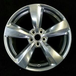 19 Inch Ford Mustang 2018 Polished Oem Factory Original Alloy Wheel Rim 10158 Ebay