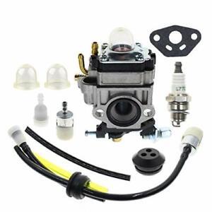 AUTOKAY-Carburetor-with-Blower-Fuel-Line-Kit-for-Poulanpro-46cc-PR46BT