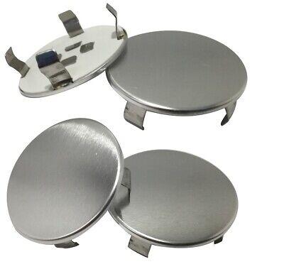 4x FELGENDECKEL NABENDECKEL     ALUMINIUM 73mm Durchmesser