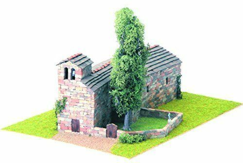Maqueta 40078 la iglesia romanica 4 domus kits