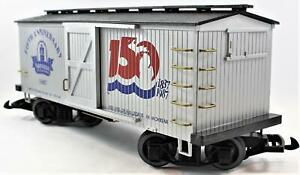 Kalamazoo-Trains-G-Scale-1987-Fifth-Anniversary-Freight-Car-With-Box-Free-Ship