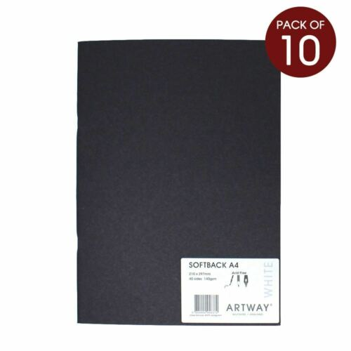 A4 /& A3 A5 Artway 140gsm Softback Sketchbooks