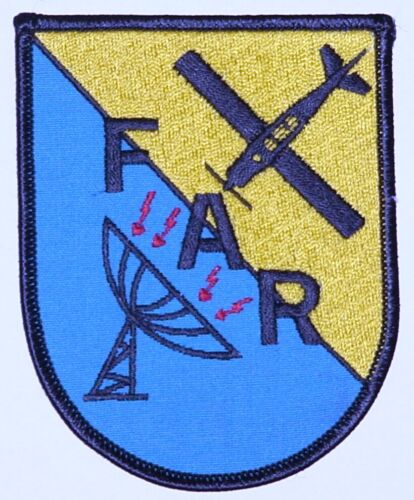 Fluganwärter Regiment ..........A2690 Aufnäher Patch FAR