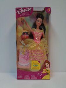 Barbie-BELLE-Disney-Princess-Mattel-2002-MIB-Princess-Party