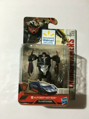 Transformers Hot Rod Légion classe le dernier chevalier WALMART EXCLUSIVE 2016 NEUF