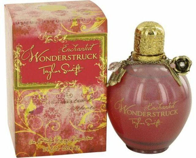 WONDERSTRUCK ENCHANTED by Taylor Swift 3.3 / 3.4 oz EDP Perfume for Women NEW IN