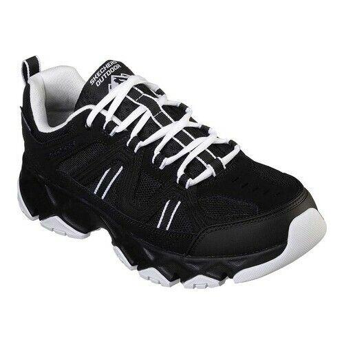 Skechers Men/'s   Relaxed Fit Crossbar Sneaker