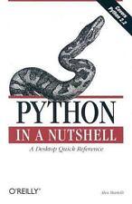 Python in a Nutshell, Alex Martelli, New Book
