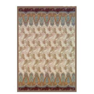 Bassetti-Plaid-Granfoulard-240x250-cm-LARIO-v-5-in-shades-of-brown