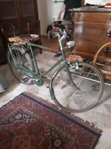 Vendo causa inutilizzo splendida bicicletta 3 marcie, Bianchi