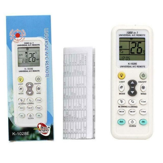 ac remote aircon controller Air Conditioning Universal Remote Control