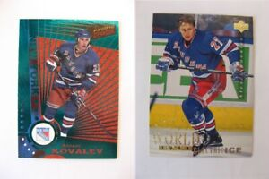 1997-98-Pacific-Dynagon-79-Kovalev-Alexei-emerald-green-rangers
