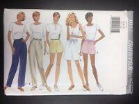 Butterick 4057 Misses Shorts & Pants - Size 6-8-10