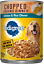 Dog-Food-Chopped-Ground-Dinner-Adult-Wet-Canned-Chicken-amp-Rice thumbnail 1