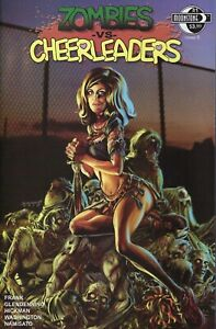 Zombies-vs-Cheerleaders-1E-Limited-to-50-copies-Mark-Bloodworth-cover