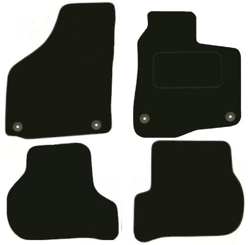 Vw Scirocco DELUXE QUALITY Tailored mats 2008 2009 2010 2011 2012 2013 2014
