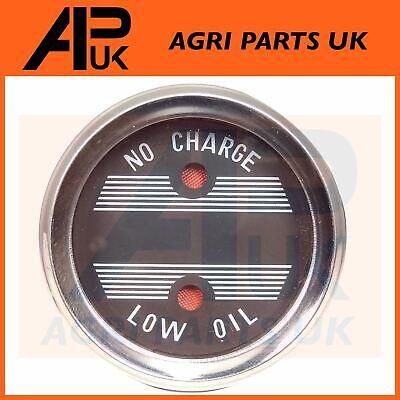 """New 2/"""" Fuel Gauge for Case//International Harvester 533992R1; H142794"""