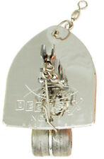 Luhr Jensen Deep Six 000 5520-000-0091 Pink Crystal 40/' Running Depth Trolling