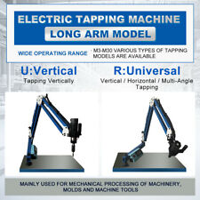 Sfx Brand Long Arm Type Electric Tapping Machine Range With Vertical Arm M3 M16