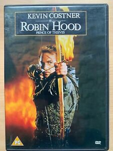 Robin-Hood-Prince-Of-Thieves-DVD-1991-Kevin-Costner-Accion-Aventura-Clasico