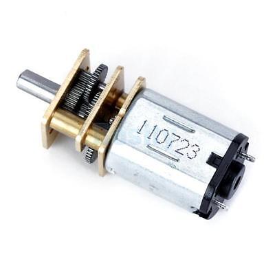 3-6V DC Short Shaft 11500RPM Torque Gear Box Motor