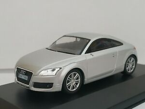1-43-AUDI-TT-MK2-2-II-HIGH-SPEED-COCHE-DE-METAL-A-ESCALA-SCALE-CAR-DIECAST