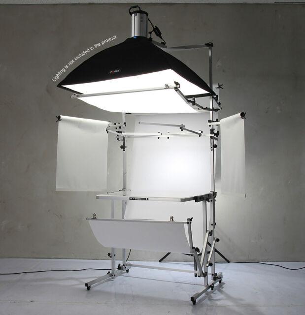IMAJOO photo shooting table for mounting top light / #Fullsetting