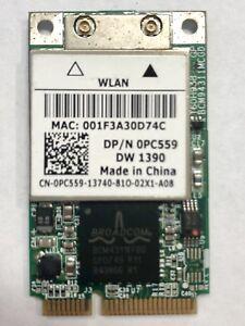 BROADCOM WIRELESS 1390 WLAN MINIPCI CARD DRIVERS FOR WINDOWS MAC