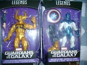 Marvel legends Guardians of the Galaxy build a figure set of 2.