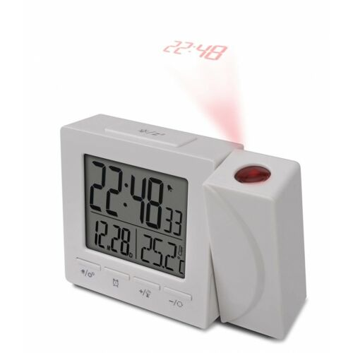 Oregon Scientific RM512P white Projection clock