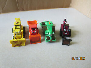 Bob The Builder Learning Curve Construction Toys Lot of 4 ...