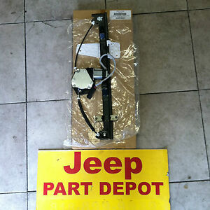 1999 2000 jeep grand cherokee new drivers side front for 2000 jeep grand cherokee window motor
