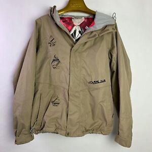 Volcom-Womens-Transition-Snowboard-Jacket-Size-M-8000MM