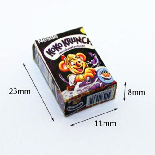 1:12 Miniature Dollhouse Food Milk Diy Home Mini Decoration Su DFI