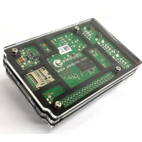 Protective Case Cover Shell Enclosure Box For Raspberry Pi 2 Model B 3c YN B