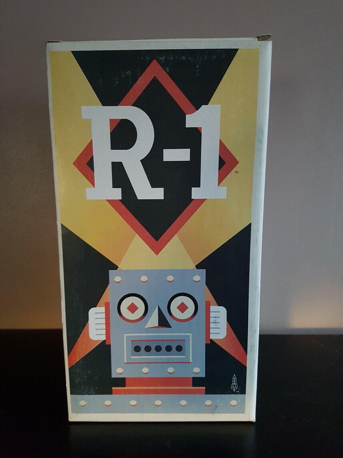 STAGNO mettuttiico R1 ROBOT Oneex negozio STOCK NN 2000 Rocket USA  OTTIMO