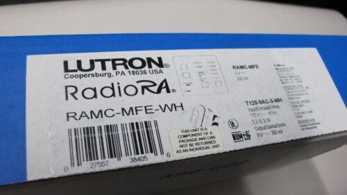LUTRON RADIO RA  RAMC-MFE-WH MULTI-FUNCTION ENTRY MASTER CONTROL NEW