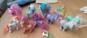 2007-2017 Hasbro G3 & G4 My Little Pony MLP mixed lot