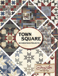 Town Square by Antler Quilt Design - Doug Leko | eBay : antler quilt design - Adamdwight.com