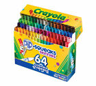 Crayola Crayola Pip-Squeaks Skinnies 64 Ct Washable Markers 58-8764