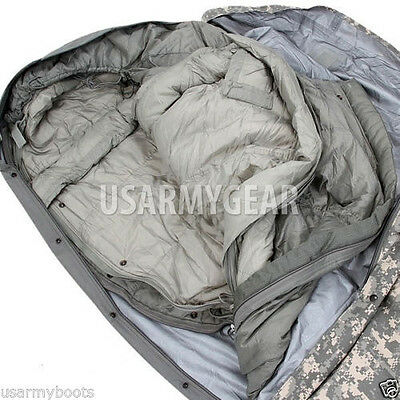 Military LARGE Compression STUFF SACK Foliage ACU Improved Sleep System IMSS EXC
