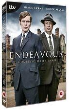 Endeavour . The Complete Series 3 . Season 3 . Staffel . 2 DVD . NEU . OVP