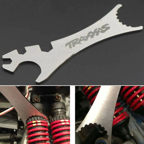 Multifunctional Shock Absorber Wrench Adjustment Tool for TRAXXAS E-REVO// Summit