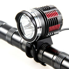 9000Lm 3*CREE XM-L2 LED Front Bicycle Head Lamp Bike Light Headlamp Flashlight