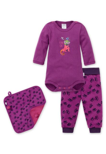 Schiesser Baby Girls Sleepsuit